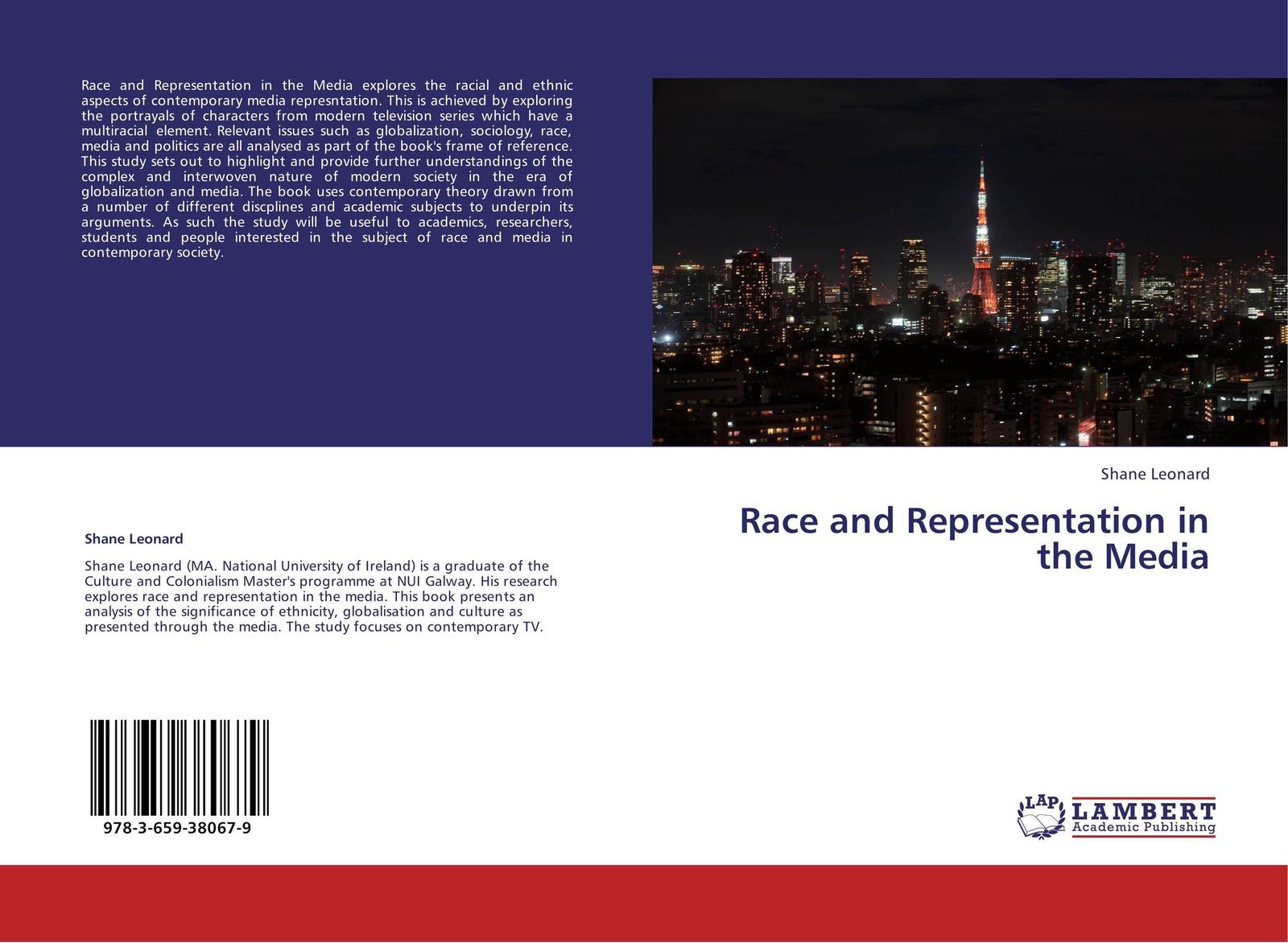цены Shane Leonard Race and Representation in the Media