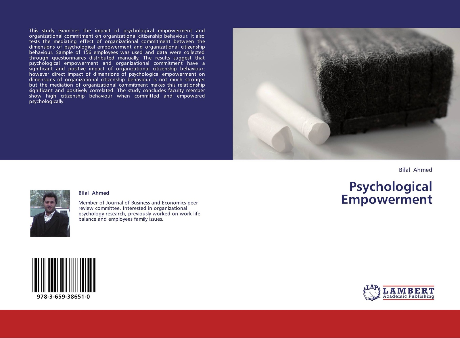 BILAL AHMED Psychological Empowerment employeeship and organizational excellence
