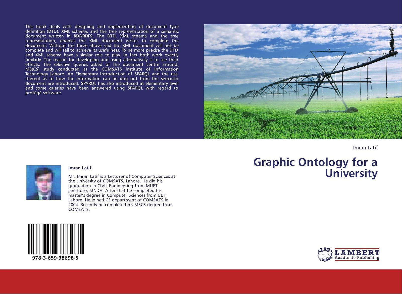 Imran Latif Graphic Ontology for a University sitemap 33 xml