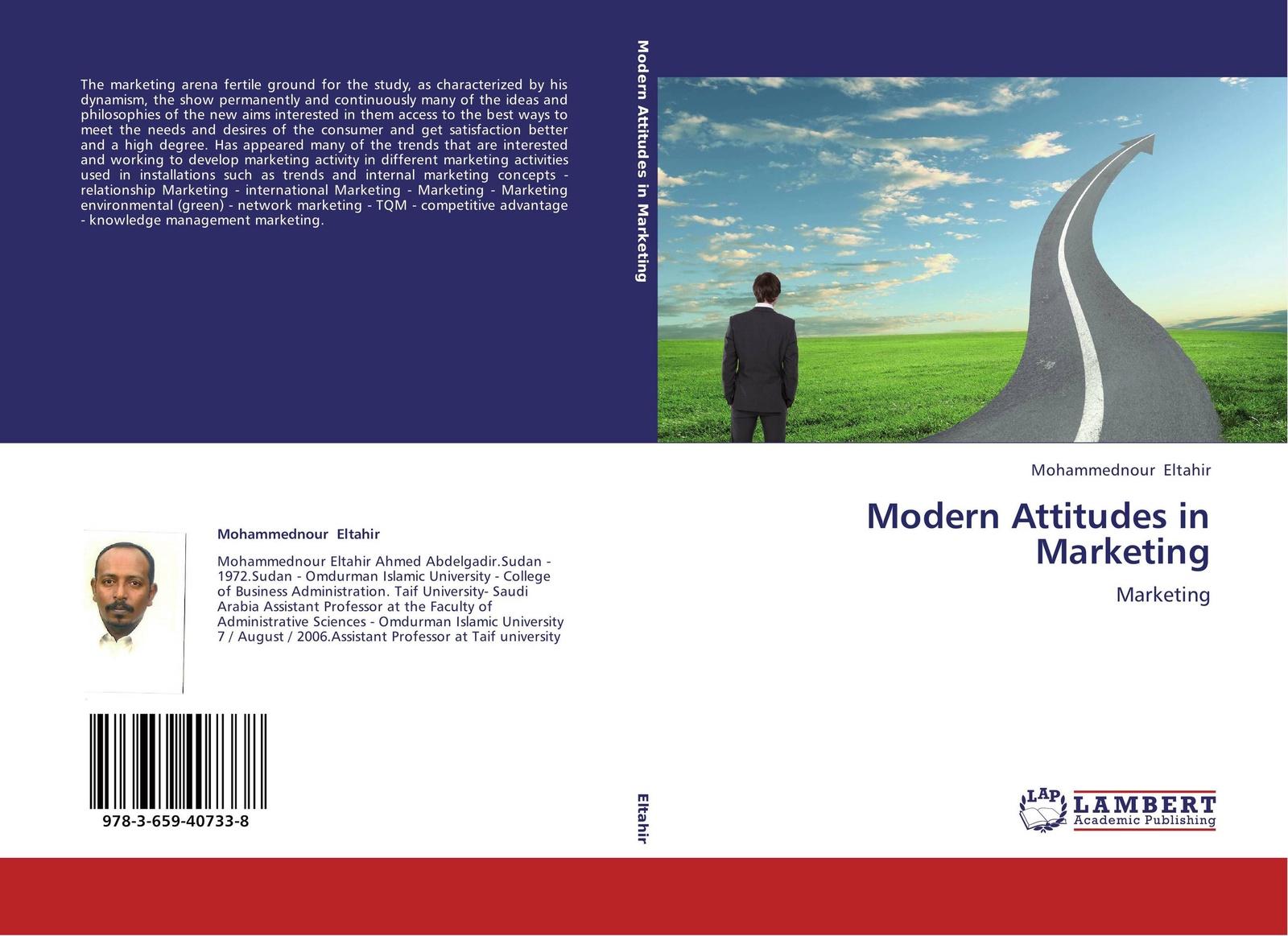 цена на Mohammednour Eltahir Modern Attitudes in Marketing