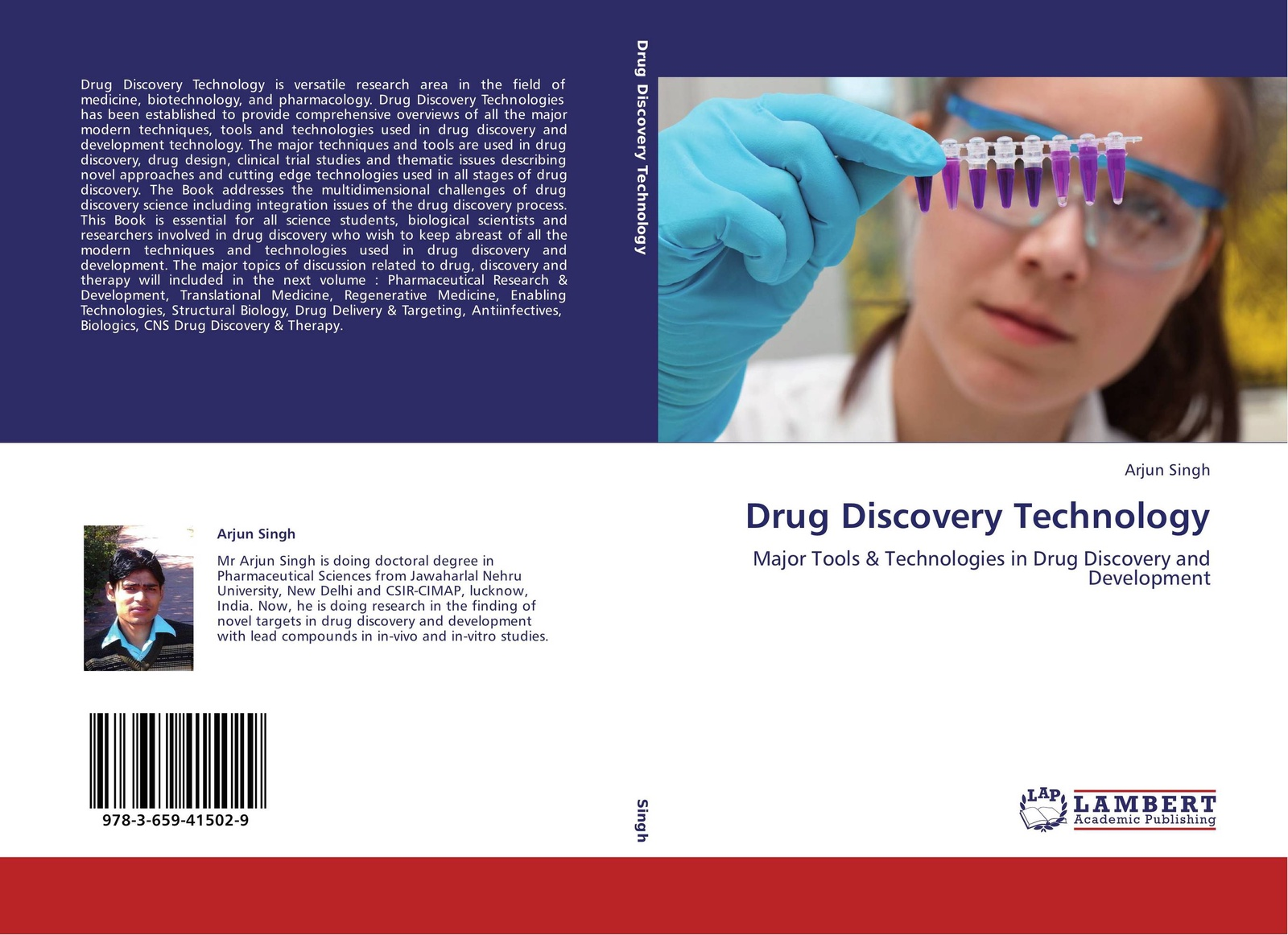 Arjun Singh Drug Discovery Technology jános fischer analogue based drug discovery iii