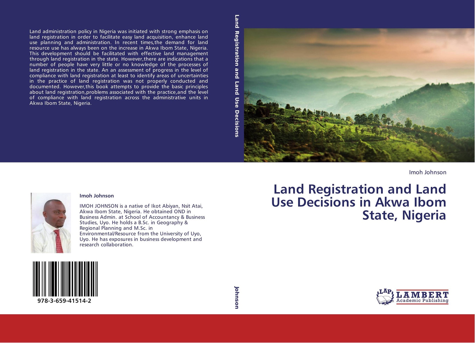 Imoh Johnson Land Registration and Land Use Decisions in Akwa Ibom State, Nigeria