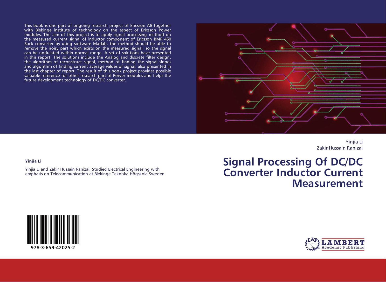 Yinjia Li and Zakir Hussain Ranizai Signal Processing Of DC/DC Converter Inductor Current Measurement mhs2300a arbitrary waveform function signal generator cnc double channe of dds signal source sine square triangle 20mhz