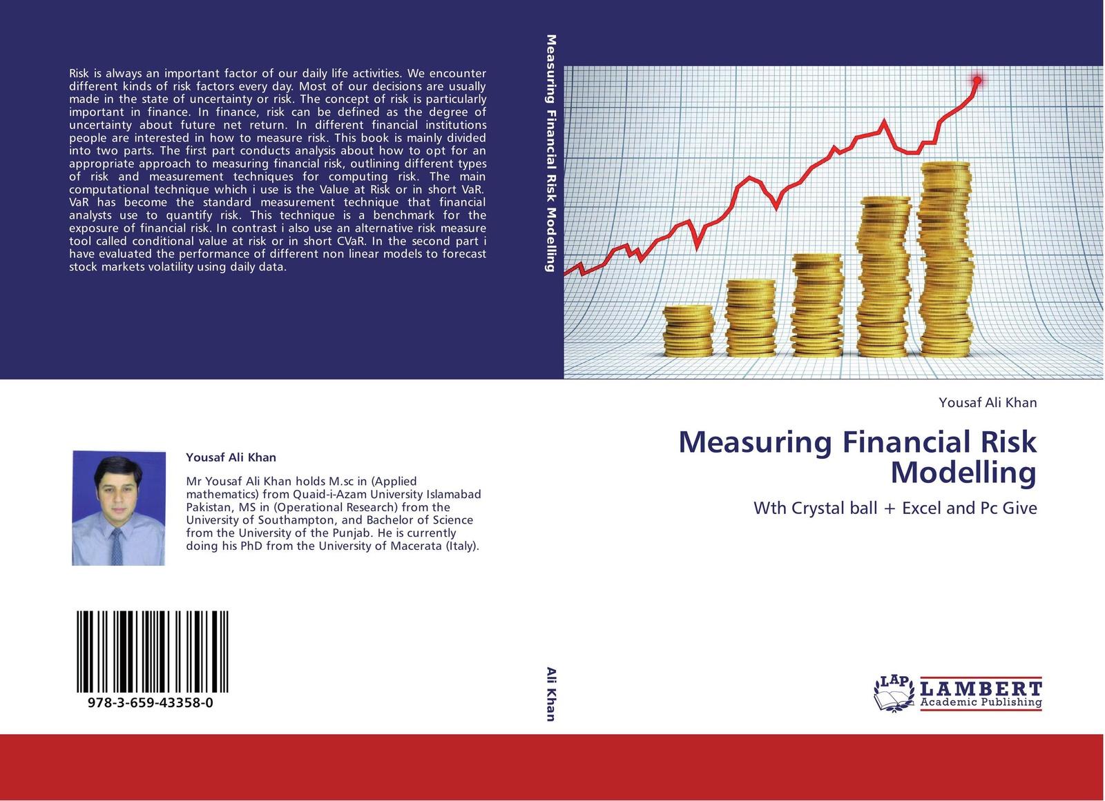 цена на Yousaf Ali Khan Measuring Financial Risk Modelling