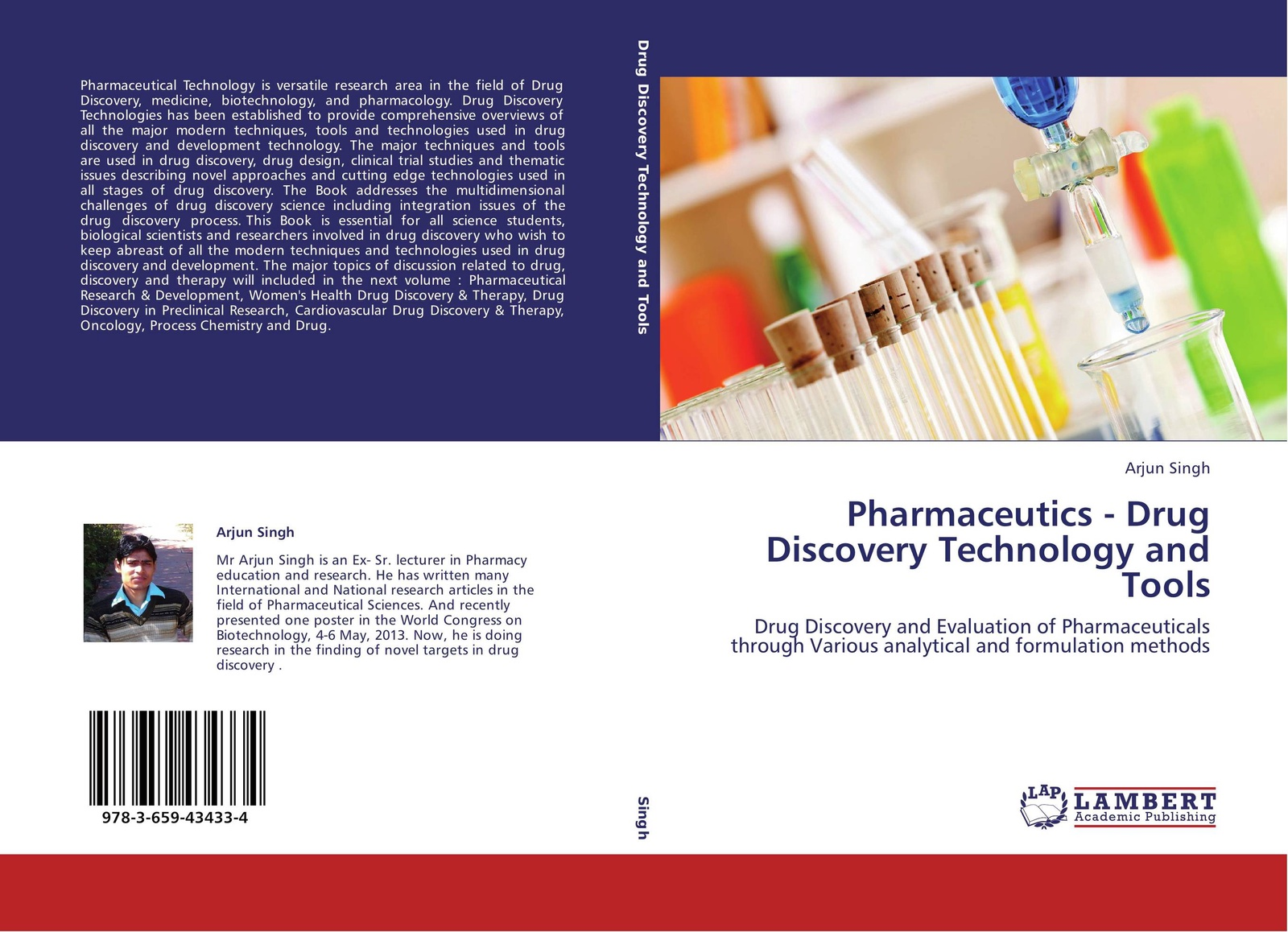 Arjun Singh Pharmaceutics - Drug Discovery Technology and Tools jános fischer analogue based drug discovery iii