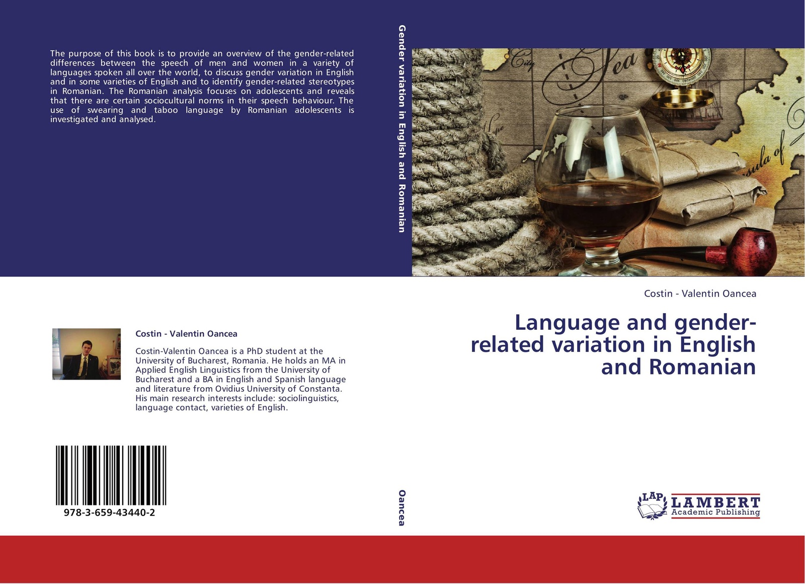 Costin - Valentin Oancea Language and gender-related variation in English and Romanian barnes william an outline of english speech craft