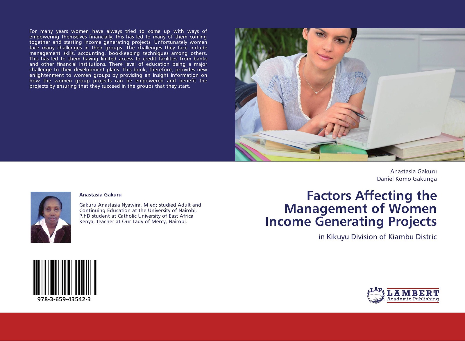 Anastasia Gakuru and DANIEL KOMO GAKUNGA Factors Affecting the Management of Women Income Generating Projects