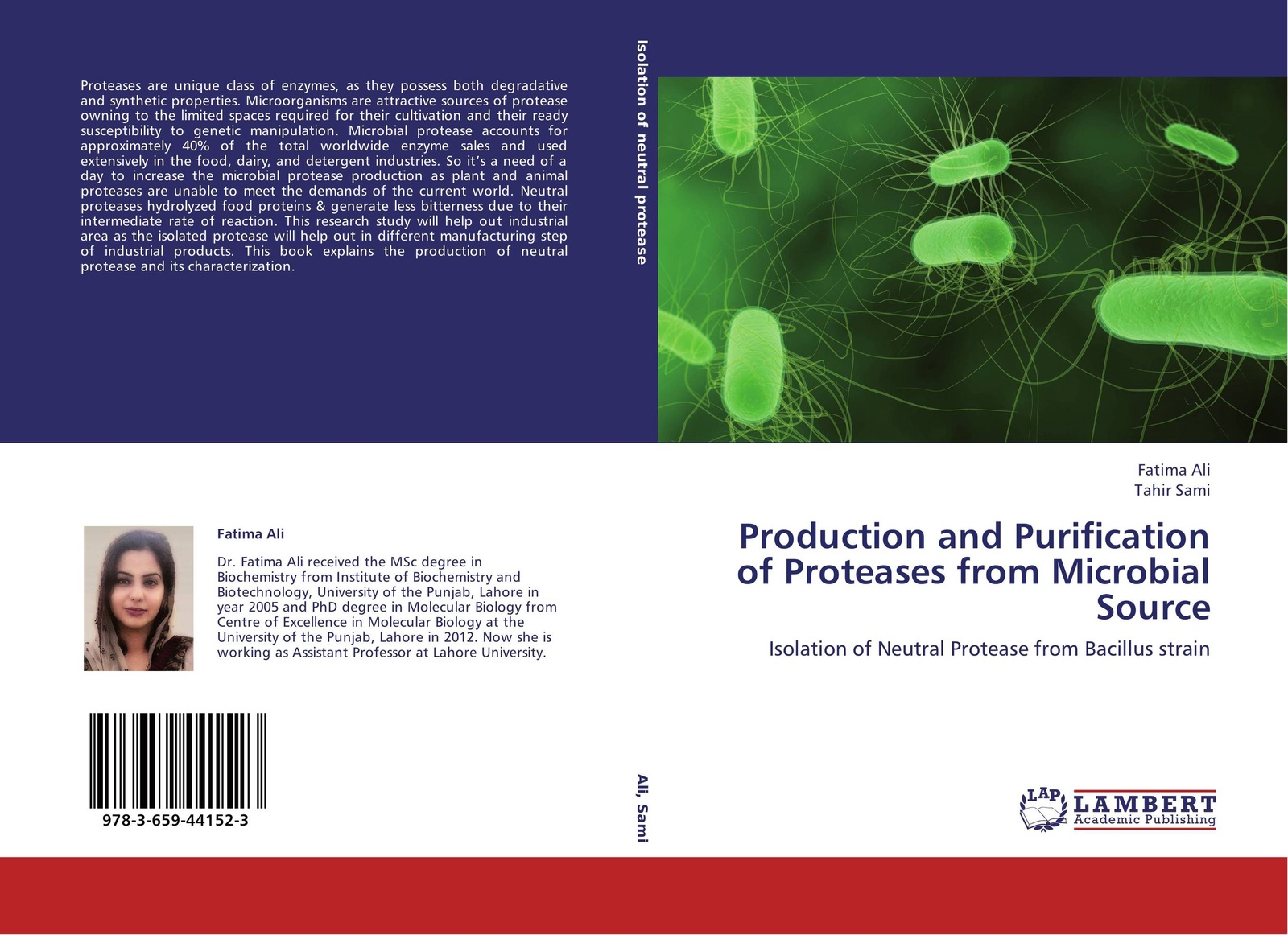 Fatima Ali and Tahir Sami Production and Purification of Proteases from Microbial Source niels behrendt matrix proteases in health and disease