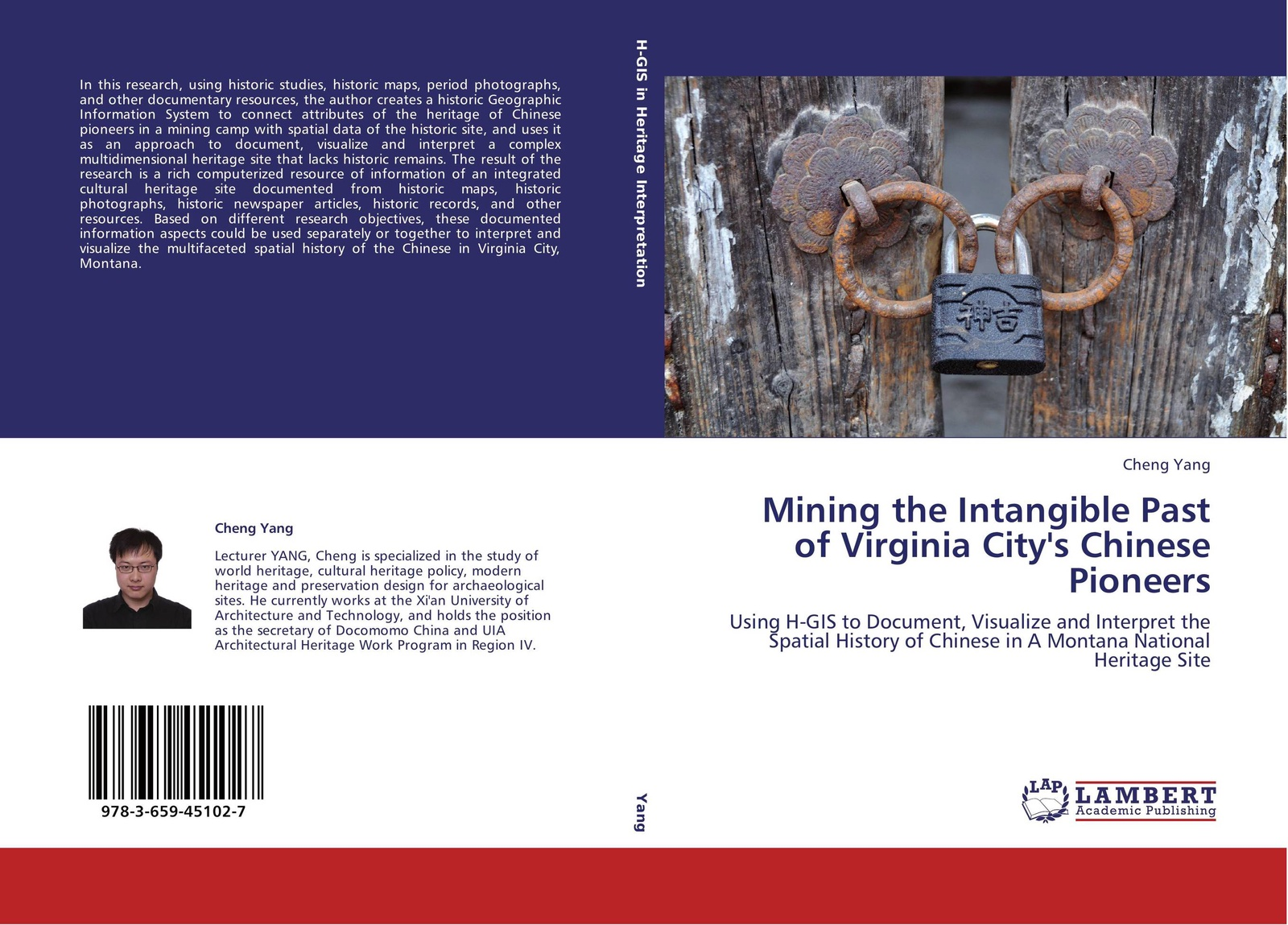 Cheng Yang Mining the Intangible Past of Virginia City's Chinese Pioneers скальп петуха veniard chinese cock cape