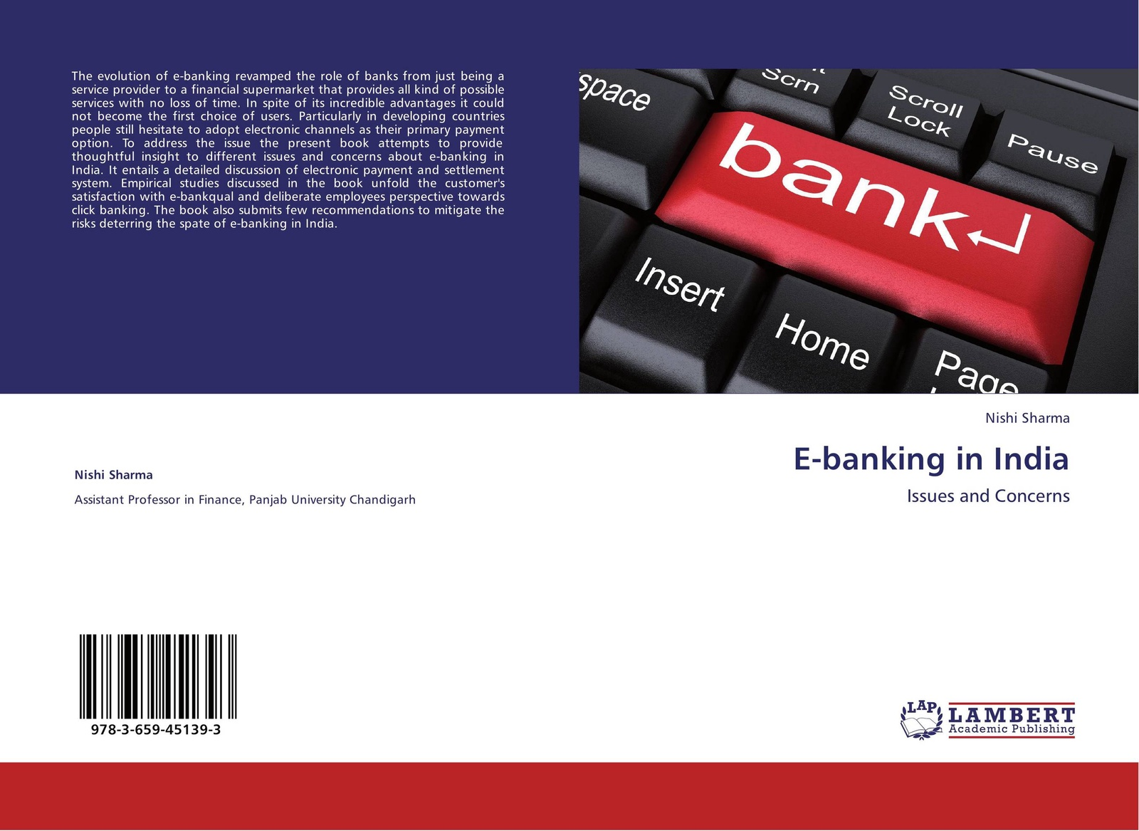 Nishi Sharma E-banking in India kim schäfer banking portfolios and banking distress during the great depression in the u s