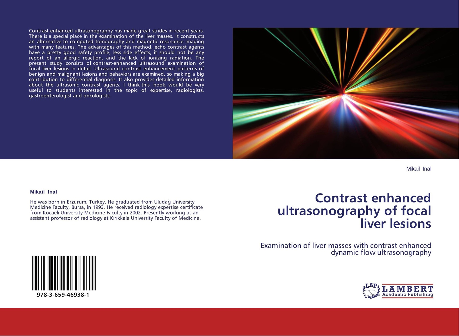 Mikail Inal Contrast enhanced ultrasonography of focal liver lesions john deutsch c atlas of endoscopic ultrasonography