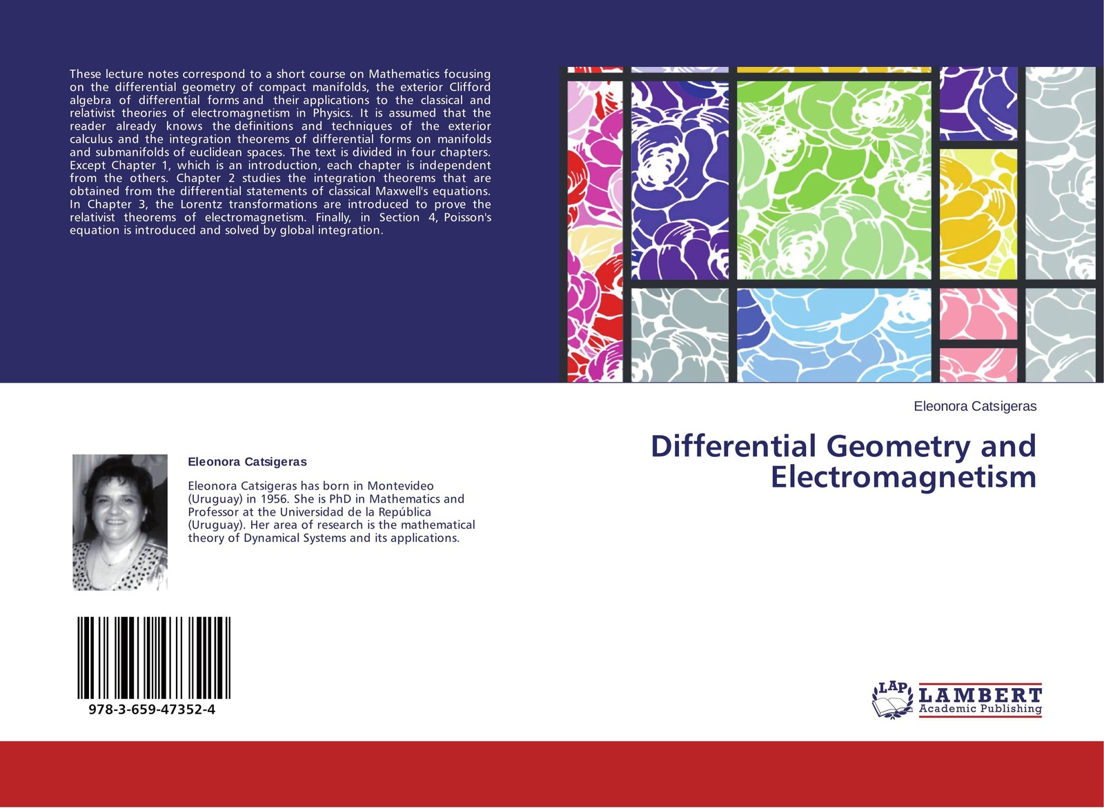 Eleonora Catsigeras Differential Geometry and Electromagnetism direct sum decomposition and weak krull schmidt theorems