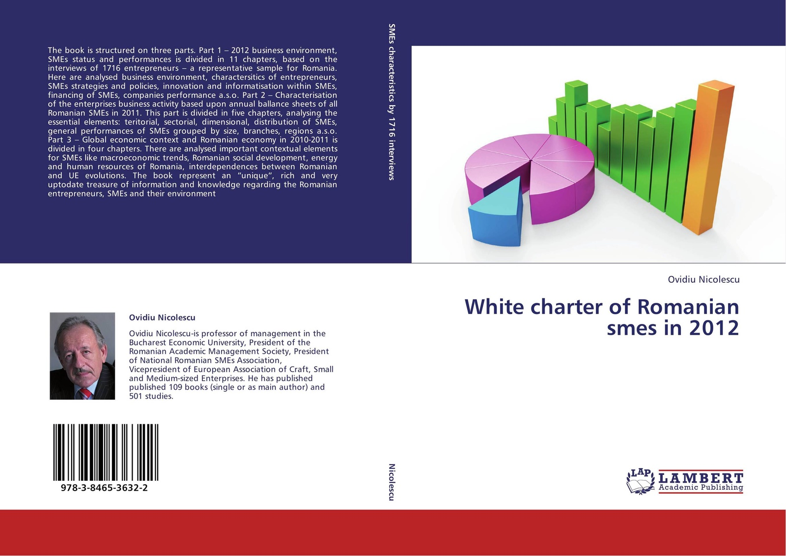 Ovidiu Nicolescu White charter of Romanian smes in 2012 lowellyne james sustainability footprints in smes strategy and case studies for entrepreneurs and small business