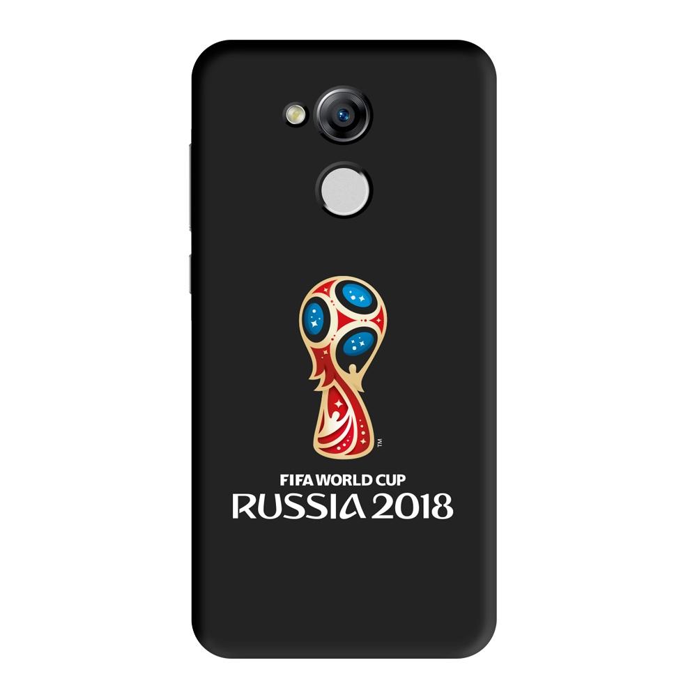 Чехол для Huawei Honor 6A, FIFA Official Emblem, Deppa чехол fifa 2018 official emblem white для samsung a5