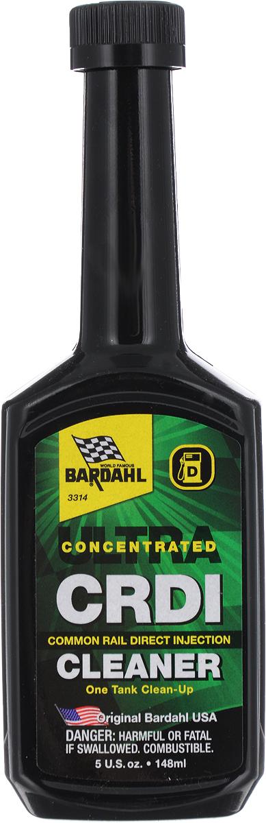 Присадка в дизельное топливо Bardahl CRDI Cleaner, 148 мл цена и фото
