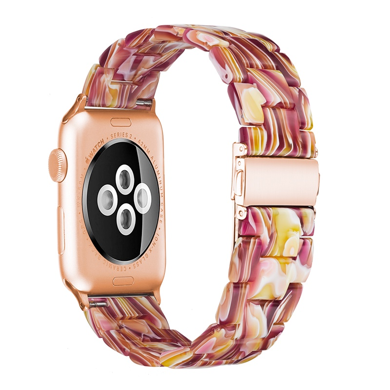 Фото - Ремешок Blankcase для Apple Watch 38/40, Яшма, 1855 ремешок для смарт часов blankcase для apple watch 38 40 темно серый