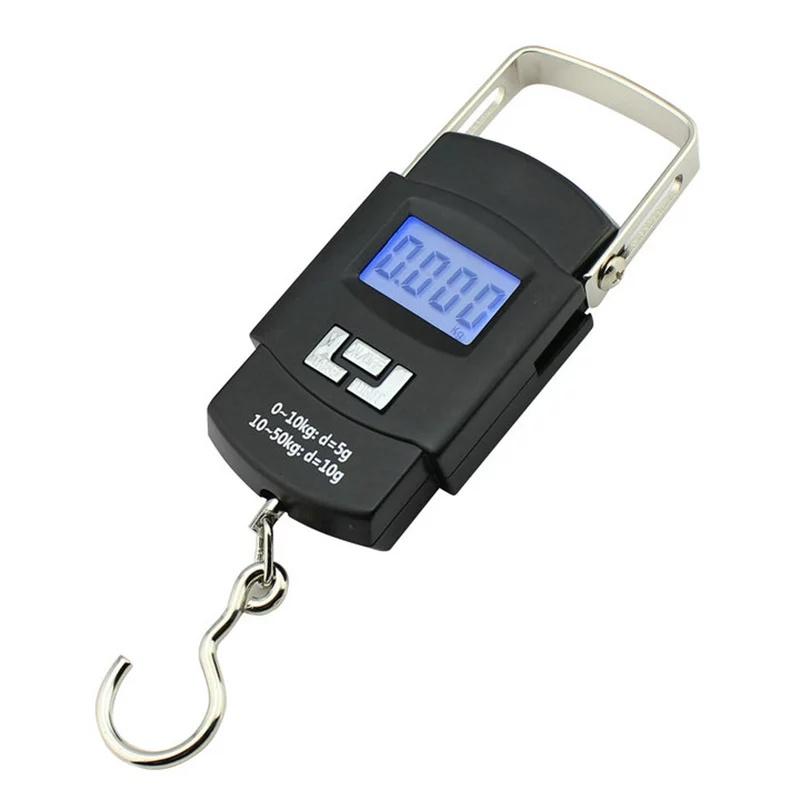 Безмен весы для багажа электронные KAMEEL WH-A08 50 кг. цена