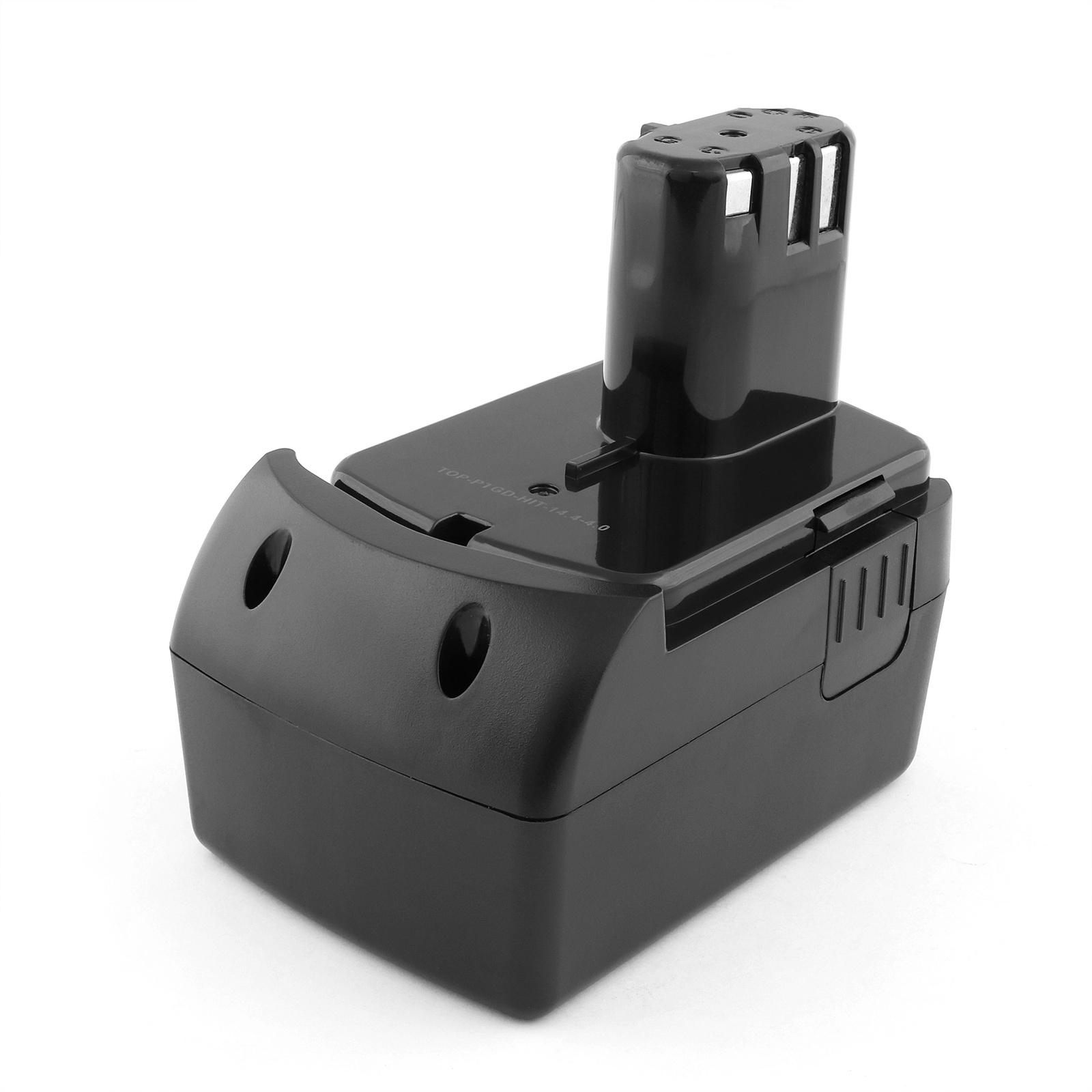 Аккумулятор для Hitachi 14.4V 4.0Ah (Li-Ion) PN: BCL 1415, BCL 1430, EBL 1430.