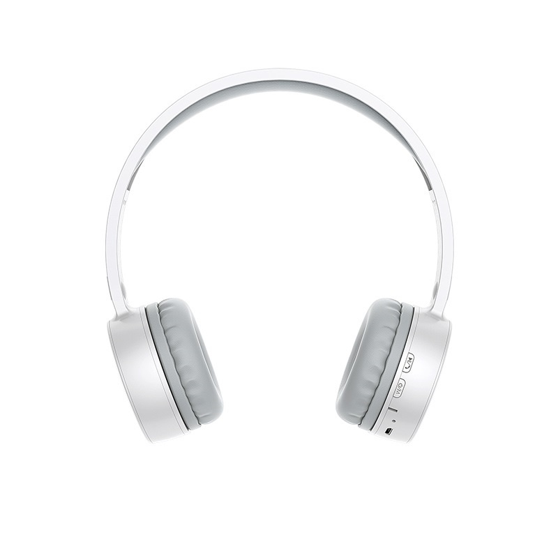 Беспроводные наушники Borofone BO2 Fine move wireless headset White