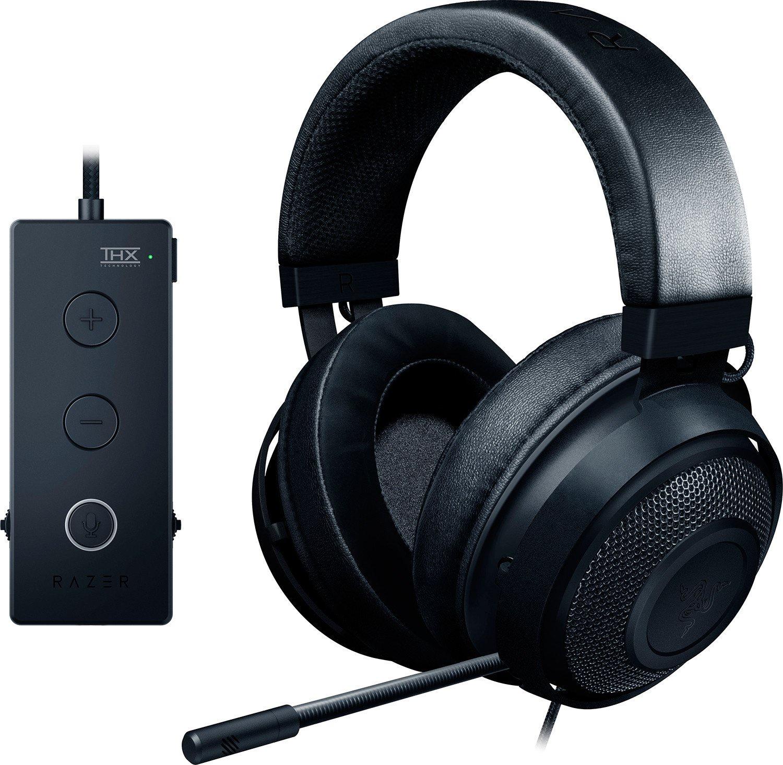 лучшая цена Гарнитура Razer Kraken Tournament Edition - Wired Gaming Headset with USB Audio Controller - Black -