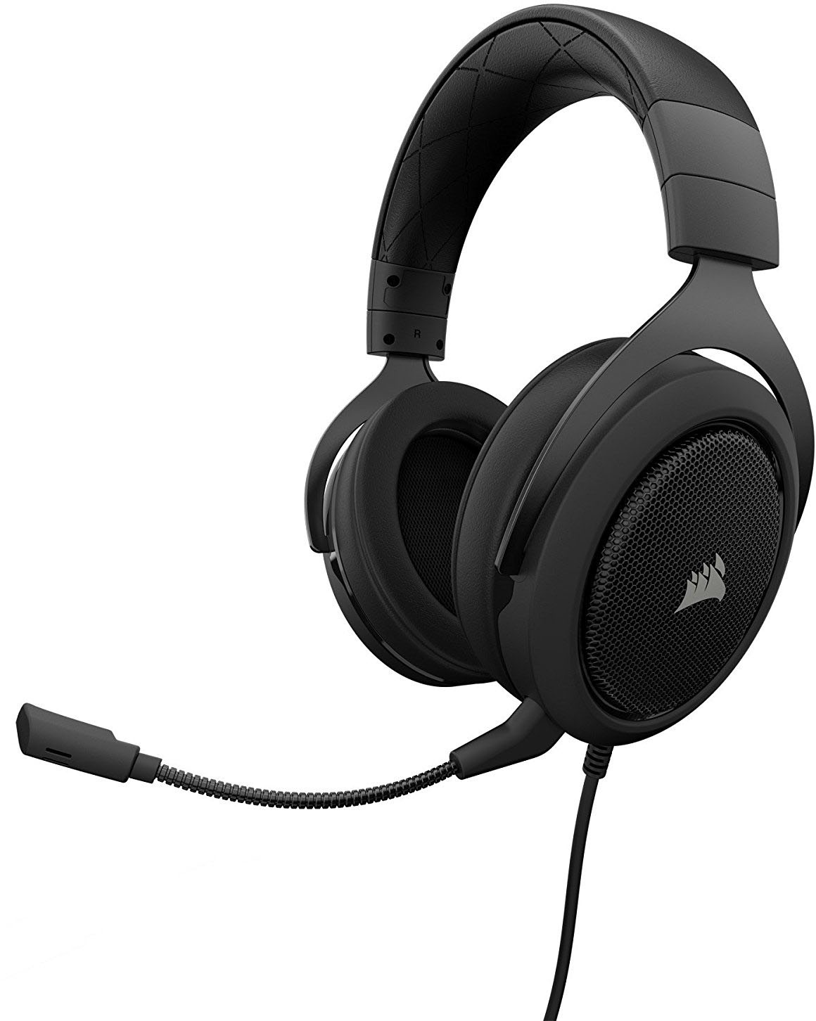 Гарнитура Corsair Gaming HS50 Stereo Headset, Carbon