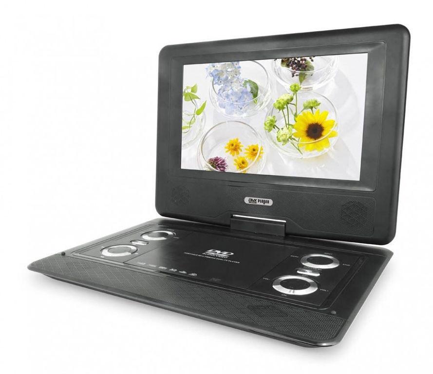 Телевизор с DVD-плеером Eplutus DVD-LS129T 13.3 DVB T2