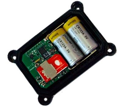 Герметичный GPS маяк для авто SOBR Chip-12 GS (R)