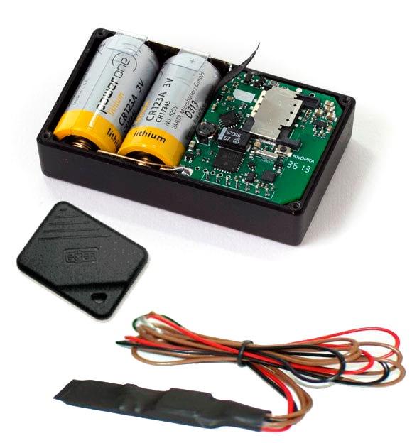 GPS маяк SOBR Chip Stigma Point (метка+реле блокировки)