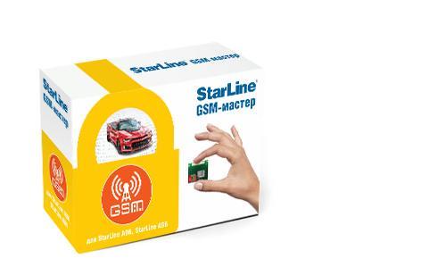 Модуль StarLine GSM6-Мастер