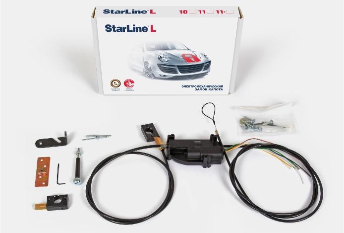 Электромеханический замок StarLine L11+