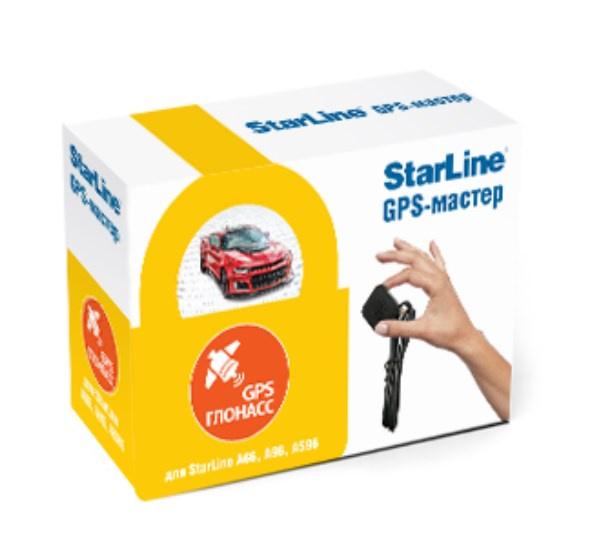 Модуль StarLine GPS+ГЛОНАСС мастер 6 gps маяк starline m36