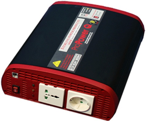 Преобразователь напряжения автомобильный Sterling Power ProPower Q1800 I241800(24В > 220В, 1800Вт)