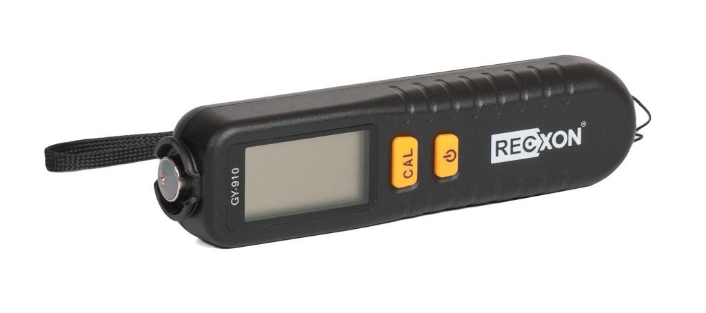 все цены на Толщиномер лакокрасочного покрытия Recxon GY 910 онлайн