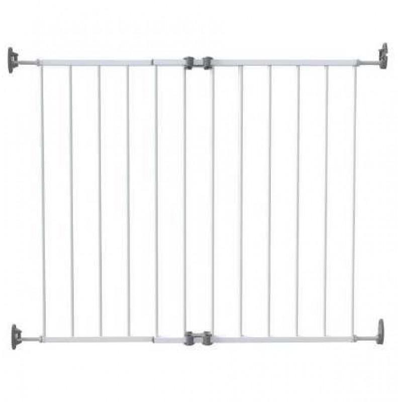 Ворота безопасности Safe & Care с креплением в стены 64-99,5см
