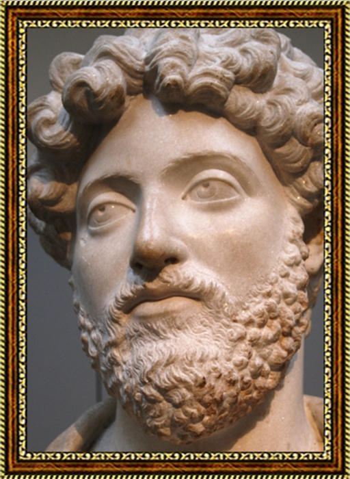 Портрет императора Марка Аврелия