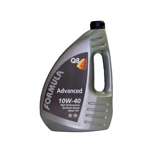 Моторное масло Q8 F Advanced 10W-40 4 л