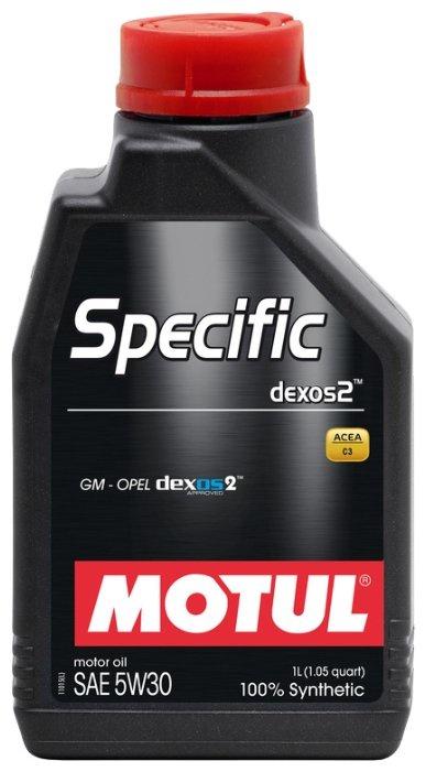 Моторное масло Motul Specific dexos2 5W-30 1 л