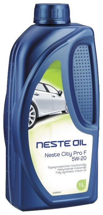 Моторное масло Neste CITY PRO F 5W-20 1 л