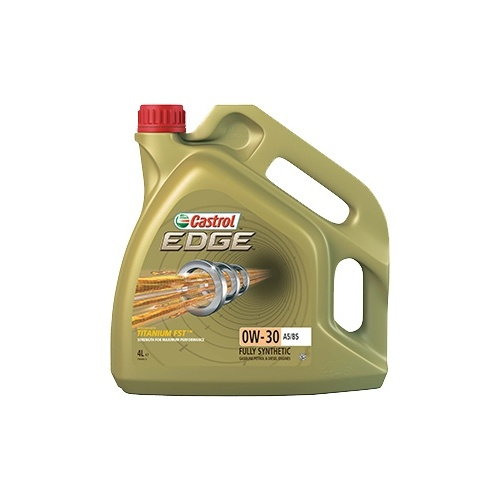 Моторное масло CASTROL EDGE 0W-30 A5/B5 4 л