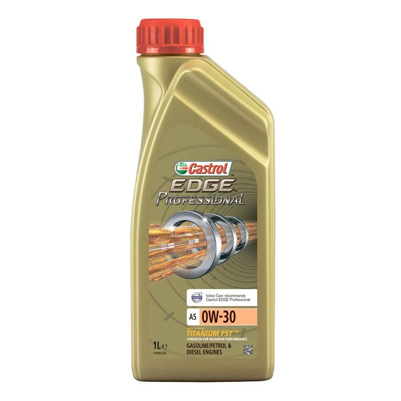 Моторное масло Castrol Edge Professional A5 0W-30 1 л моторное масло castrol edge professional a3 0w 30 1 л