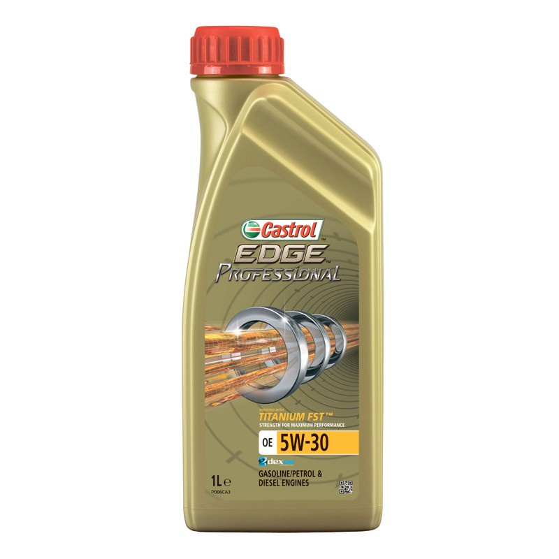 Моторное масло Castrol Edge Professional OE 5W-30 1 л моторное дизельное масло castrol enduron plus 5w 30 20 л