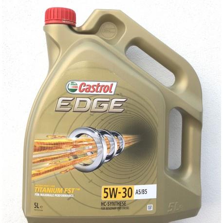 Моторное масло CASTROL EDGE 5W-30 4 л моторное дизельное масло castrol enduron plus 5w 30 20 л