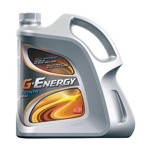 Моторное масло G-Energy F Synth 5W-40 4 л