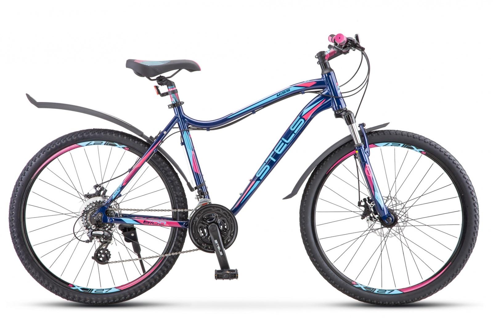Велосипед Miss 6100 MD 26 V030 (2019), рама 17 дюймов цены