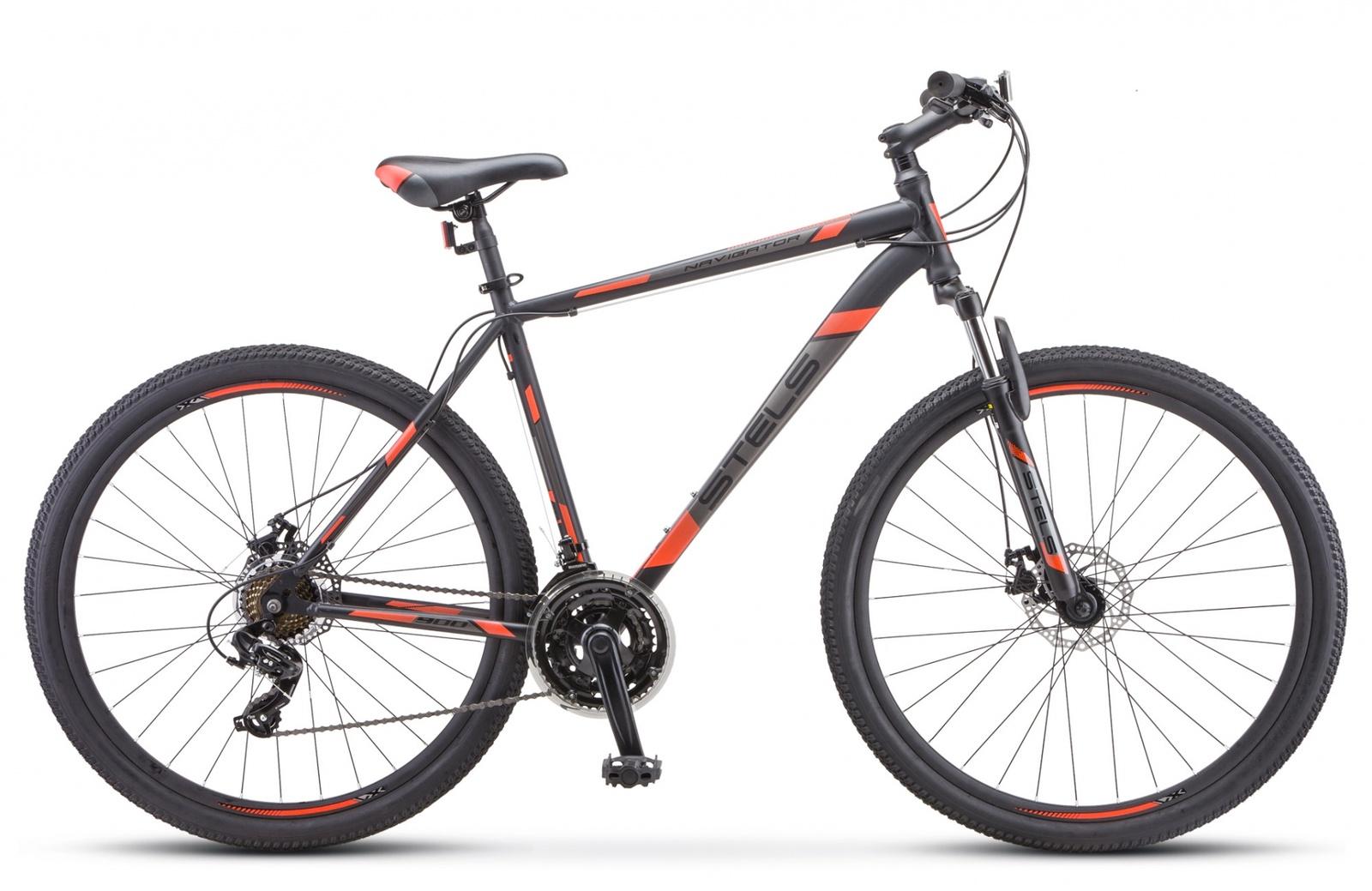Велосипед Navigator 900 MD 29 F010 (2019), рама 21 дюйм