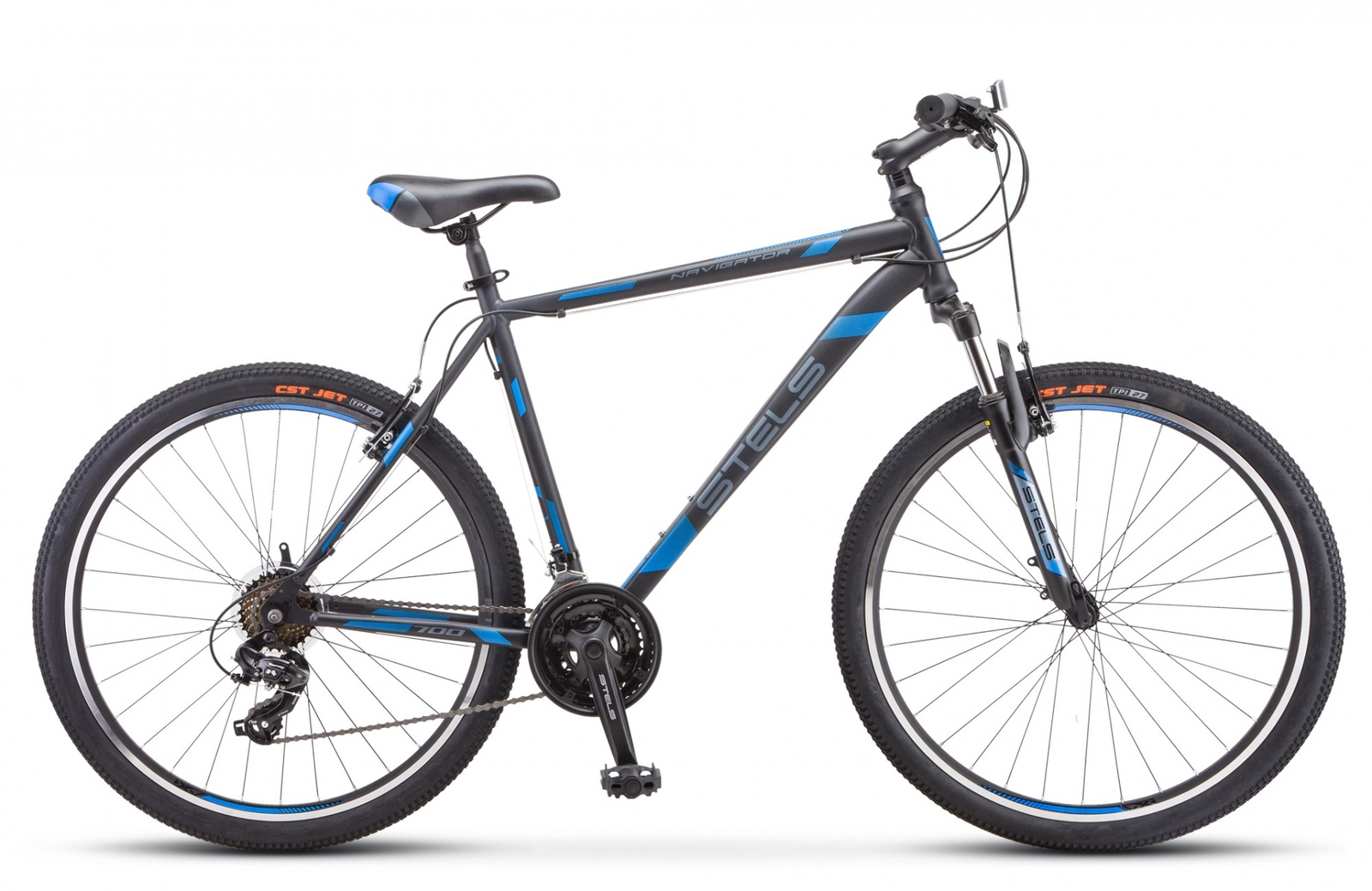 Велосипед Navigator 700 V 27.5 V020 (2019), рама 19 дюйм