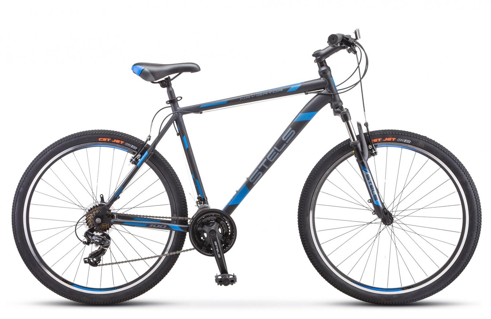 Велосипед Navigator 700 V 27.5 V020 (2019), рама 21 дюйм