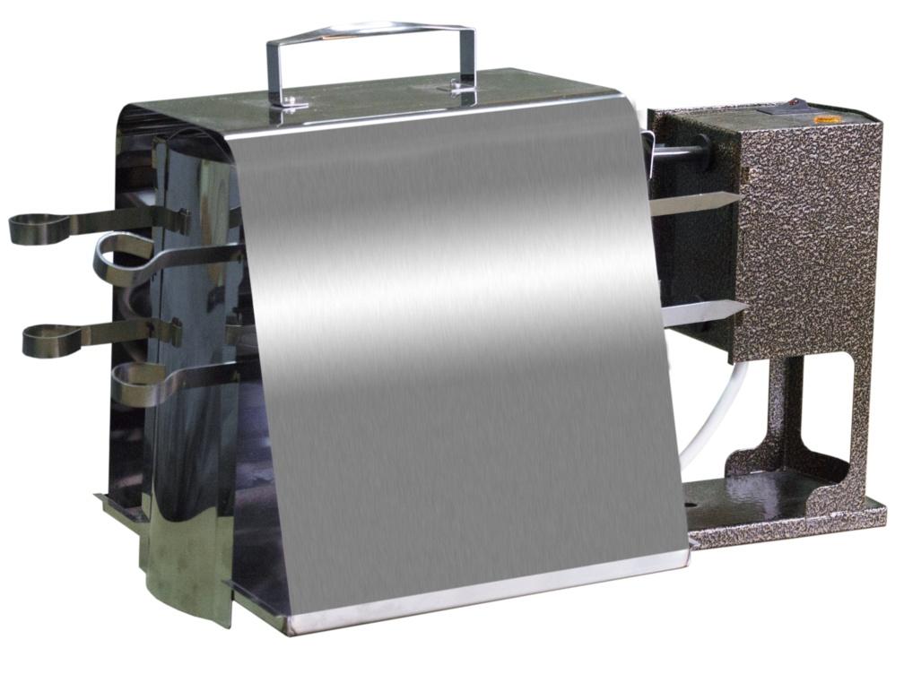 Шашлычница электрическая Элвин ЭШГ-1.7 (большая)