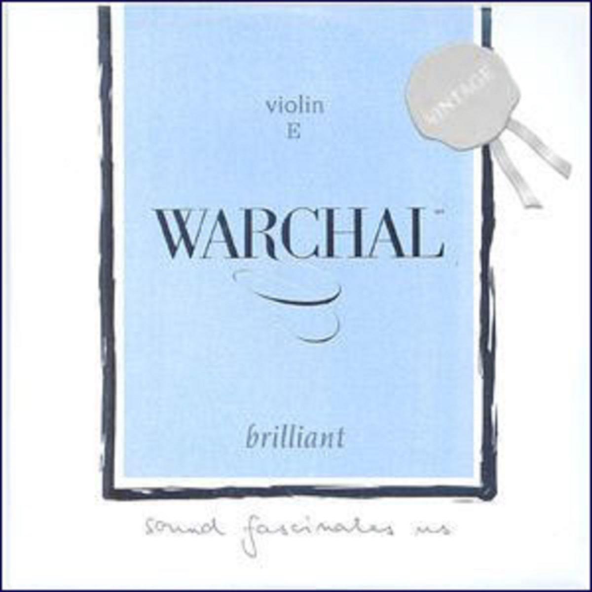 цена Струна E для скрипки Warchal Brilliant Vintage 801B онлайн в 2017 году