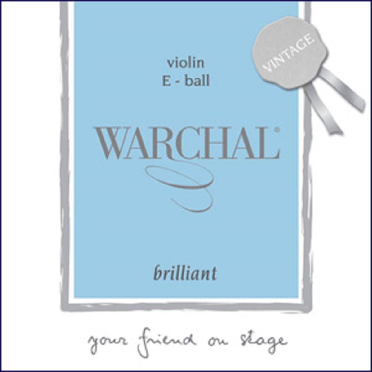 Струна A для скрипки Warchal Brilliant Vintage 802